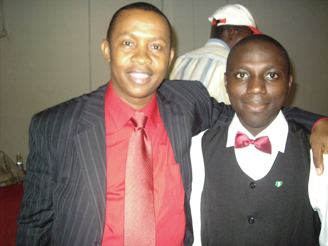 Fola Daniel's Appointment in December 2007 as Secretary General for year 2008